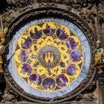 השעון האסטרונומי בפראג - שעון בן חיל