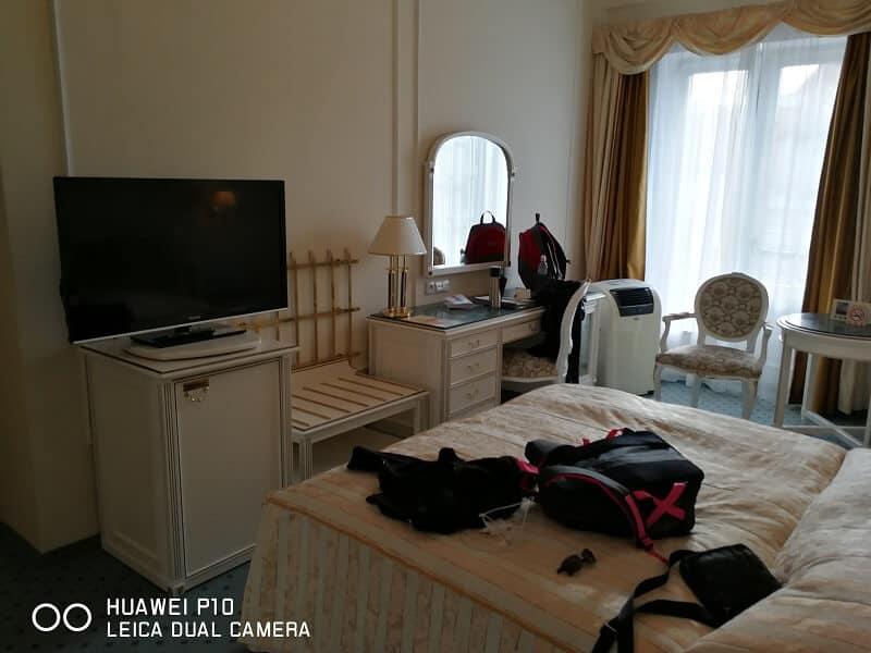 חדר במלון אמבסדור פראג - Ambassador Zlata Husa