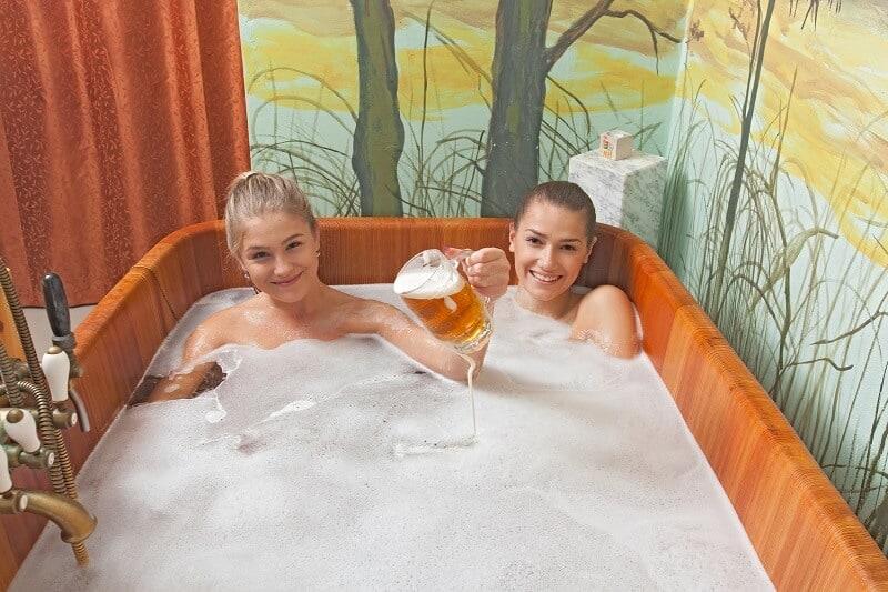 ספא בירה בפראג - תענוג לגמרי