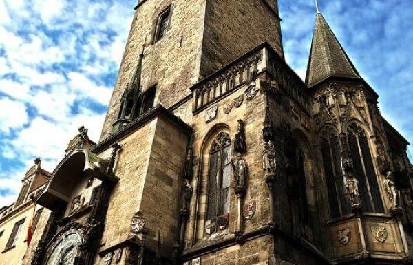 לטייל בפראג (עיר הזהב של אירופה)