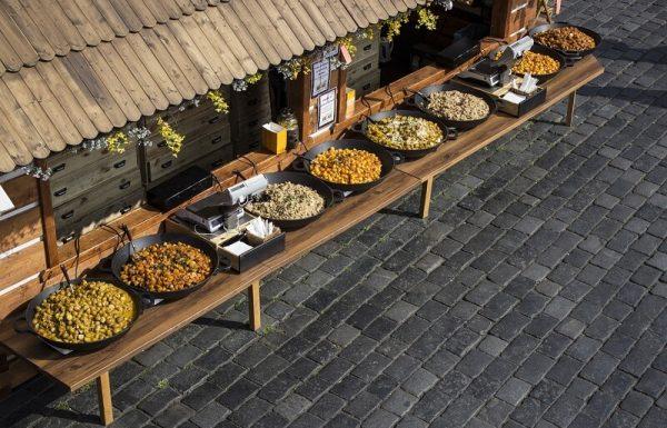 שווקים בפראג
