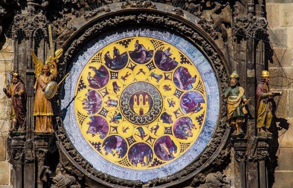 השעון האסטרונומי בפראג – שעון בן חיל