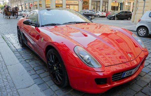 השכרת רכב בפראג